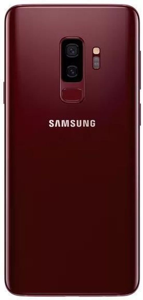 купить Samsung Galaxy S9 Plus DualSim (SM-G965F), Burgundy Red в Кишинёве