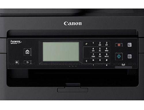 купить Canon i-Sensys MF237w Mono Printer/Copier/Color Scanner/Fax, A4, ADF(35-sheets), WiFi, Network Card, 1200x1200 dpi with IR (600x600dpi), 23 ppm, 256Mb, USB 2.0, Cartridge 737 (2400 pages 5%) (imprimanta/принтер MF 237w) www в Кишинёве