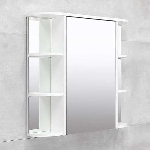 купить Rio Шкаф-зеркало 750 L в Кишинёве