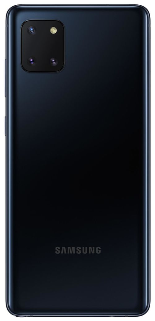купить Смартфон Samsung N770/128 Galaxy Note 10 Lite 6/128Gb Black в Кишинёве