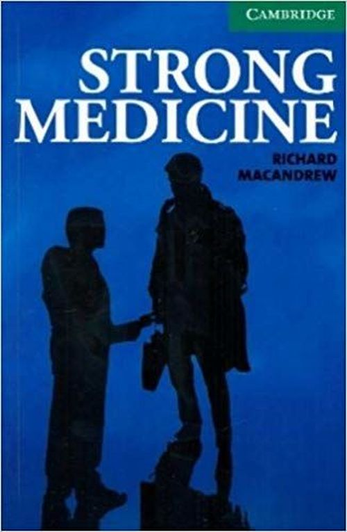 "купить ""Strong Medicine"" Richard MacAndrew (Level 3 Lower Intermediate) в Кишинёве"