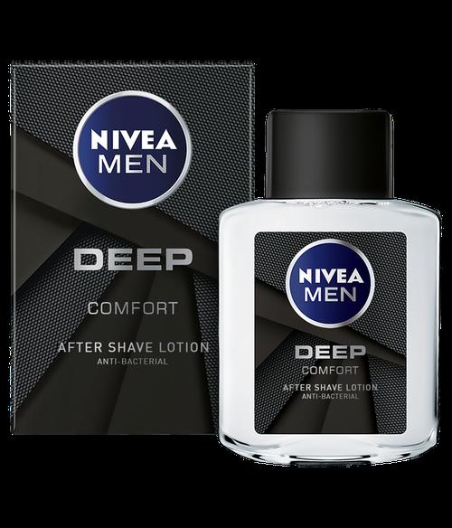 купить Nivea Men лосьон после бритья DEEP 100 мл. в Кишинёве