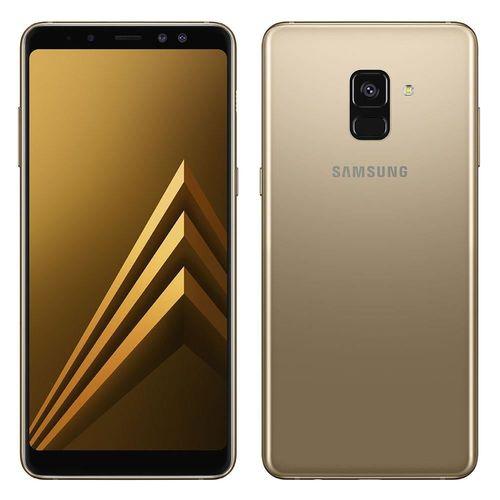 cumpără Samsung Galaxy A8 2018 (A530), Gold în Chișinău