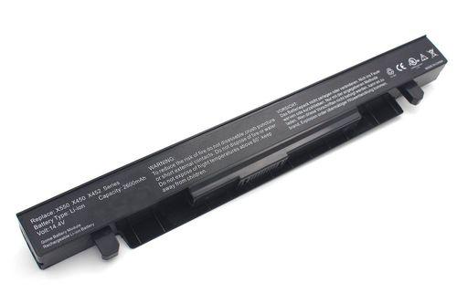 cumpără Battery Asus X550 X450 X552 X452 A450 K450 A550 F450 F550 F552 K550 P450 P550 A41-X550 14.4V 2600mAh Black OEM în Chișinău