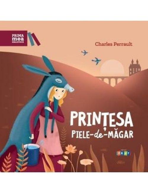 купить Prințesa Piele-de-Măgar - Charles Perrault в Кишинёве