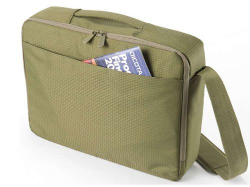 """купить Dicota N28148P CasualStyle 15""""-16.4"""" (green), Notebook Bag (geanta laptop/сумка для ноутбука) в Кишинёве"""