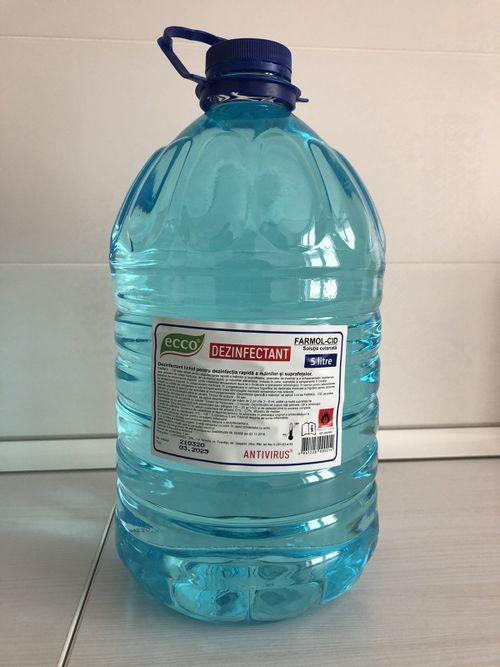cumpără Dezinfectant 5 lt în Chișinău