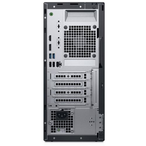 купить DELL OptiPlex 3070 MT (lntel® Core® i5-9500, 8GB (1X8GB) DDR4, M.2 256GB PCIe NVMe SSD, lnteI® UHD630 Graphics, Wi-Fi/AC-MU-MIMO/BT4.1, TPM, 260W PSU, DVD+/-RW, USB mouse MS116 , USB KB216-B, Win10Pro, Black) в Кишинёве