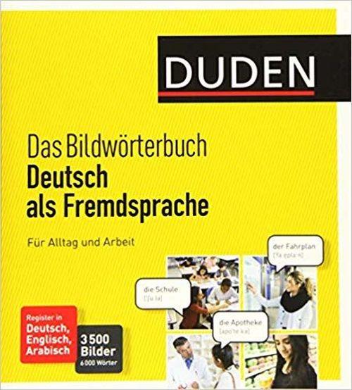 купить Duden - словарь в картинках, немецкий как иностранный язык. Для повседневной жизни и работы в Кишинёве