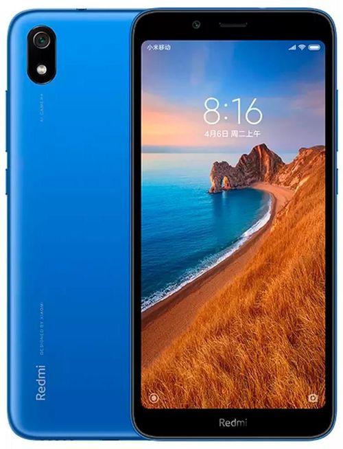 cumpără Smartphone Xiaomi RedMi 7A 2/16GB Blue în Chișinău