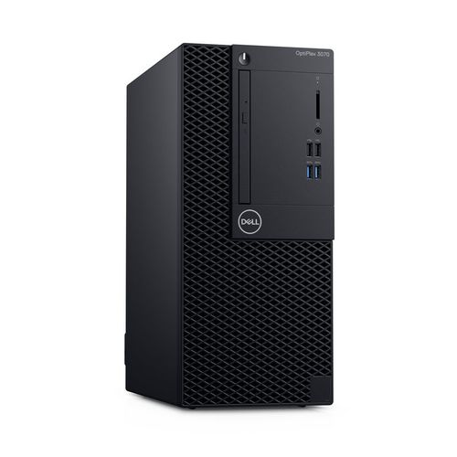 купить DELL OptiPlex 3070 SFF lntel® Core® i5-9500T, 8GB (1X8GB) DDR4, M.2 256GB PCIe NVMe SSD, 8x DVD+/-RW, lnteI® UHD630 Graphics, Wi-Fi/AC-MU-MIMO/BT4.1, TPM, 65W PSU, USB mouse MS116 , USB KB216-B, Win10Pro, Black в Кишинёве