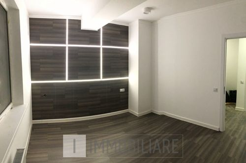 Apartament cu 2 camere+living, sect. Rîșcani, str. Matei Basarab.