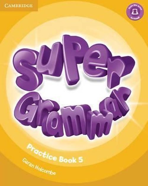 купить Super Grammar Practice Book 5 в Кишинёве