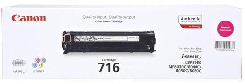 купить Cartridge Canon 716, (HP CB543A), magenta (1500 pages) for LBP-5050/5050N, MF8030Cn/8050Cn/8080Cw в Кишинёве