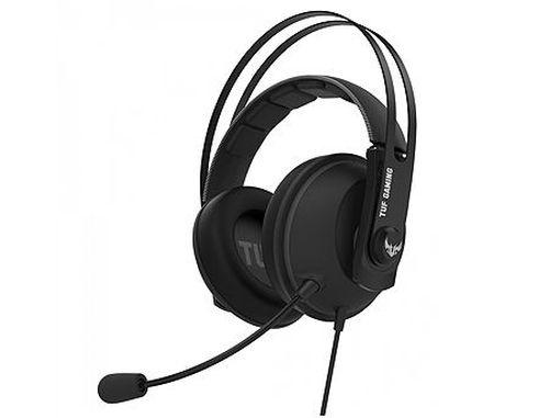 купить ASUS Gaming Headset TUF Gaming H7 Gun-Metal, On-board 7.1 virtual surround, Driver 53mm Neodymium, Impedance 32 Ohm, Headphone: 20 ~ 20000 Hz, Sensitivity microphone: -45 dB, Cable 1.2m, USB в Кишинёве