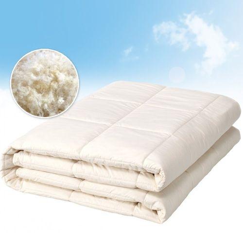 """купить Двуспальное одеяло Le Vele """"Saf Yun"""", 100% овечья шерсть, 195х215 см в Кишинёве"""