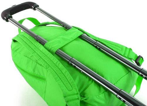 купить Рюкзак для ноутбука Tucano Compatto Xl Packable Acid Green в Кишинёве
