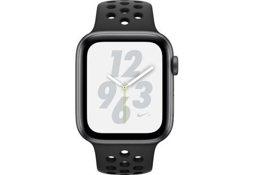купить Apple Watch Series 4 Nike MU6L2 Black Band 44mm, Space Gray в Кишинёве