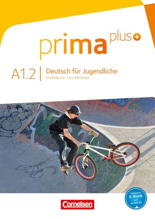 cumpără Prima plus Allgemeine Ausgabe · A1: Band 2 Schülerbuch în Chișinău