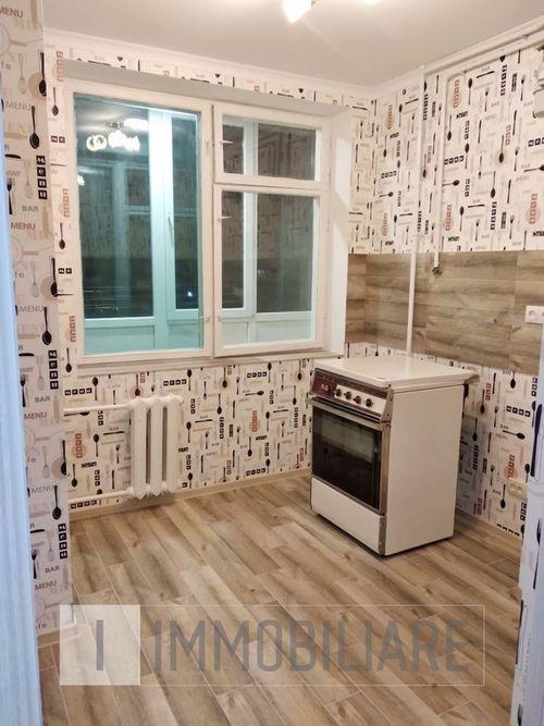 Apartament cu 1 cameră, sect. Rîșcani, bd. Moscova.