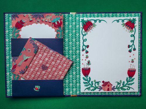 купить Письменный набор Мелиссы от Djeco в Кишинёве