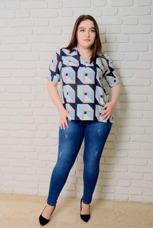купить Блузка Simona ID 9648 в Кишинёве