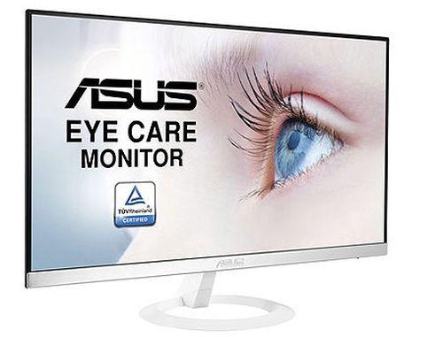 """купить Монитор 23.8"""" ASUS VZ249HE-W White IPS Ultra-slim Frameless Monitor WIDE 16:9, 0.2652, 5ms, ASUS Smart Contrast 80,000,000:1, H:30-80kHz, V:56-76Hz,1920x1080 Full HD, D-Sub/HDMI, TCO03 (monitor/монитор) в Кишинёве"""