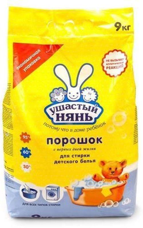 cumpără Detergent rufe Ушастый нянь 2894 Порошок 9000 г în Chișinău
