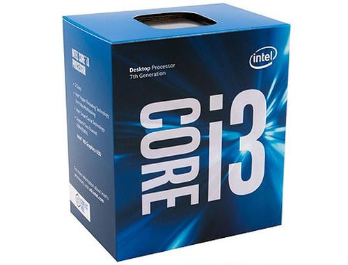 купить CPU Intel Core i3-7100 3.9GHz Dual Core, (LGA1151, 3.9GHz, 3MB, Intel HD Graphics 630) BOX (procesor/процессор) в Кишинёве