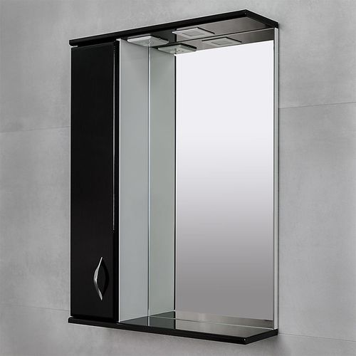 купить Aris Шкаф-зеркало дуб фаскари 600 L в Кишинёве