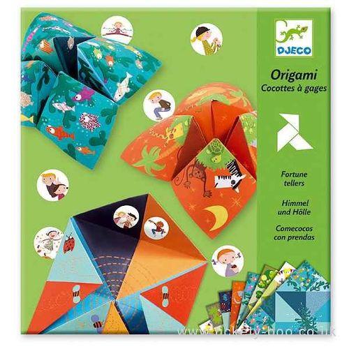 купить Origami Bird Game by Djeco в Кишинёве