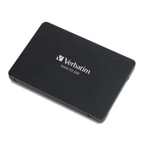 "купить 2.5"" SSD 512GB  Verbatim VI550 S3, SATAIII, Sequential Reads: 560 MB/s, Sequential Writes: 535 MB/s, Maximum Random 4k: Read: 75,000 IOPS / Write: 86,000 IOPS, Thickness- 7mm, Controller Phison PS3111, 3D NAND TLC в Кишинёве"
