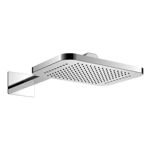 SMART CLICK набор (верхний душ 2 функции + держатель), хром (ванная комната)