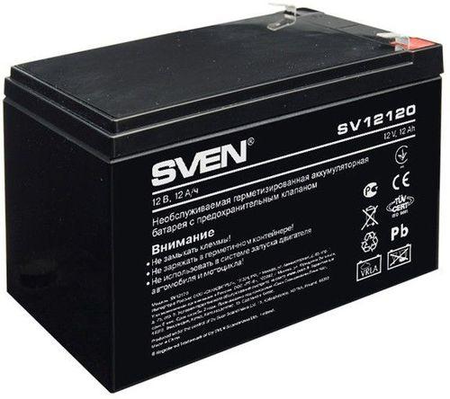 купить Battery SVEN SV12120 12V /12AH в Кишинёве