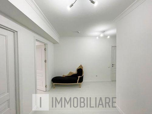 Apartament cu 2 camere+living, sect. Telecentru, str. N. Testemițanu.