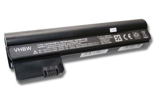 купить Battery HP Mini 210-2000 ED06 HSTNN-DB1Y / DB2C / F05C / IB1X / XB2C / UB1Y / CB1Y / LB1Z 11.1V 5200mAh Black OEM в Кишинёве