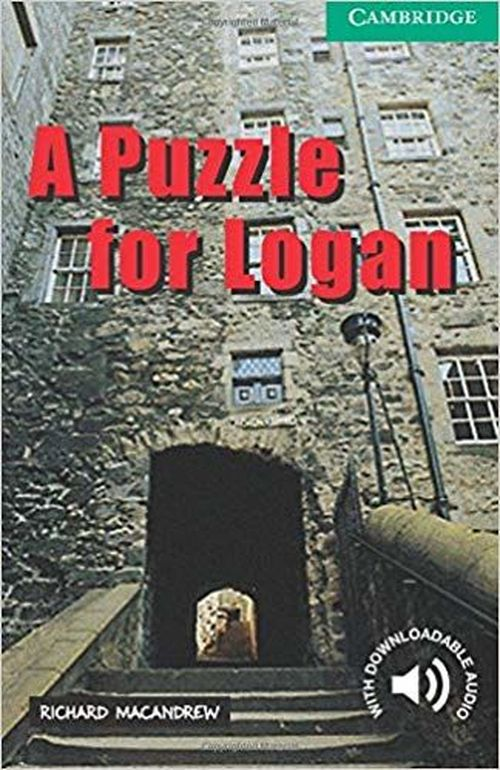"купить ""A Puzzle for Logan"" Richard MacAndrew (Starter to Advanced) в Кишинёве"