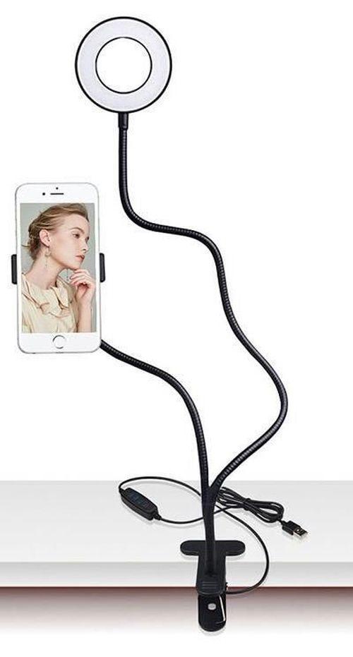 купить Кольцевая лампа Yikoo PR-38075 Blogger Kit 2 in 1 в Кишинёве