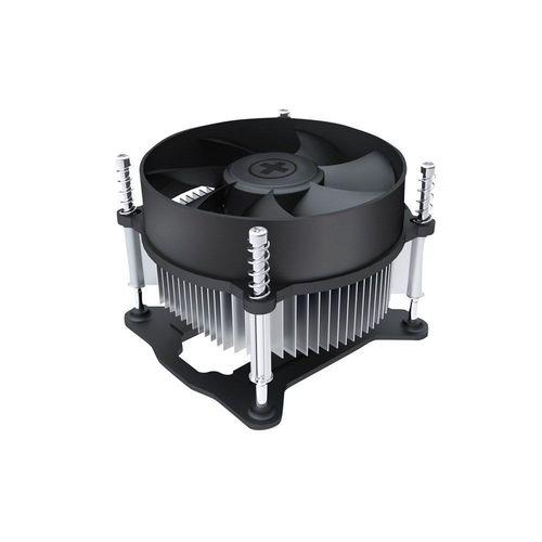 """купить Xilence Cooler XPCPU.I140  """"I140"""", Socket 1155/1156 up to 65W, 92x92x25mm, 2200rpm, <25dBA, 40.9CFM, 3pins, Screw&Back Plate inst., Aluminium Heatsink, Bulk (pcs/box) в Кишинёве"""