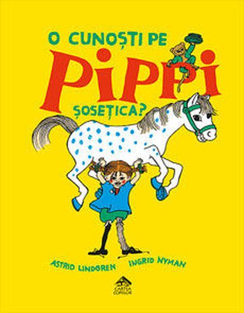 cumpără O cunoști pe Pippi Șosețica? în Chișinău