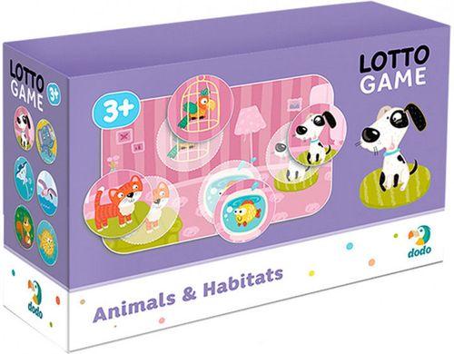 купить Lotto game-Животные и среда обитания в Кишинёве