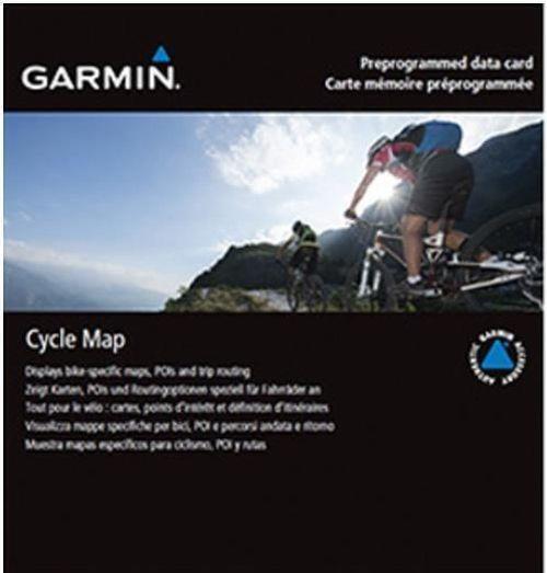 купить Аксессуар для автомобиля Garmin Cycle Map North America в Кишинёве