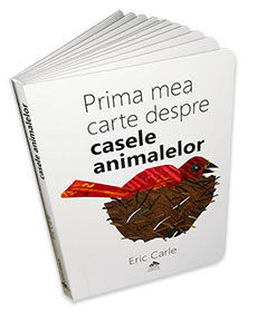 cumpără Prima mea carte despre casele animalelor în Chișinău