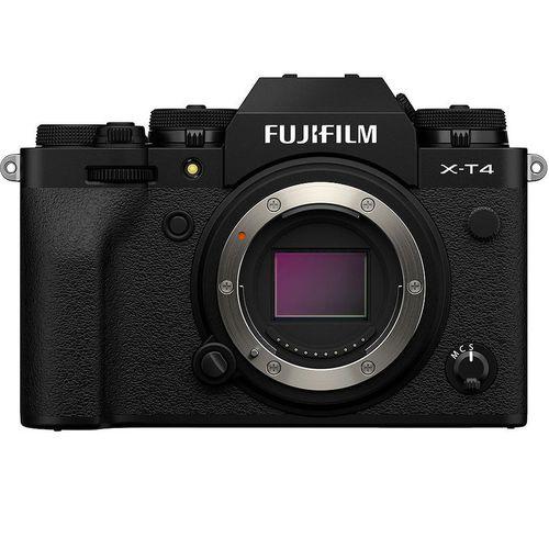 купить Fujifilm X-T4 black body, Mirrorless Digital Camera Fujifilm X System (Aparat fotografic) в Кишинёве