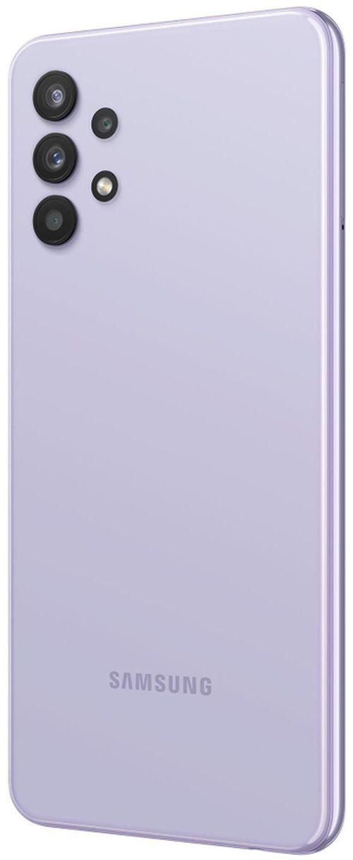 купить Смартфон Samsung A325 Galaxy A32 4/64Gb LIGHT VIOLET в Кишинёве
