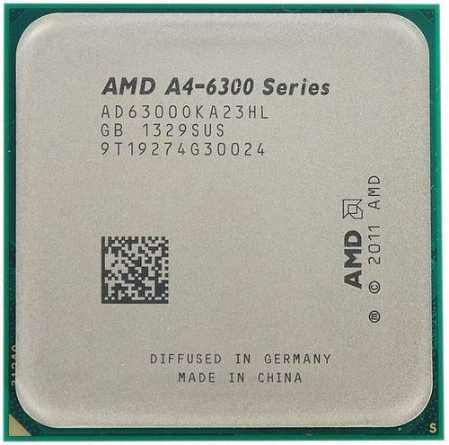 cumpără AMD A-Series X2 A4-6300 Socket FM2  3.7-3.9GHz, 1MB L2, Intergrated HD8370D, 65W 32nm, Richland, Tray în Chișinău