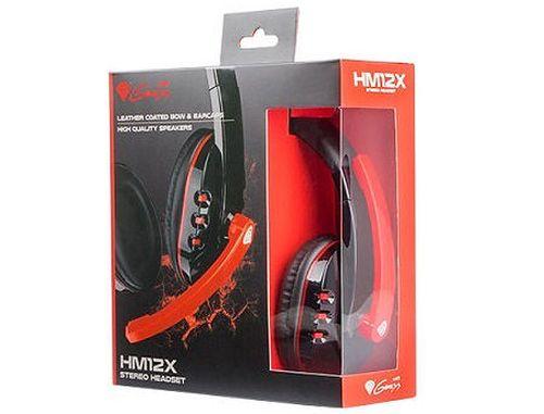 купить Genesis HM12X Gaming Headset, 20Hz - 20000Hz, 119 dB, Volume Control, 2.0m (casti cu microfon/наушники с микрофоном) в Кишинёве