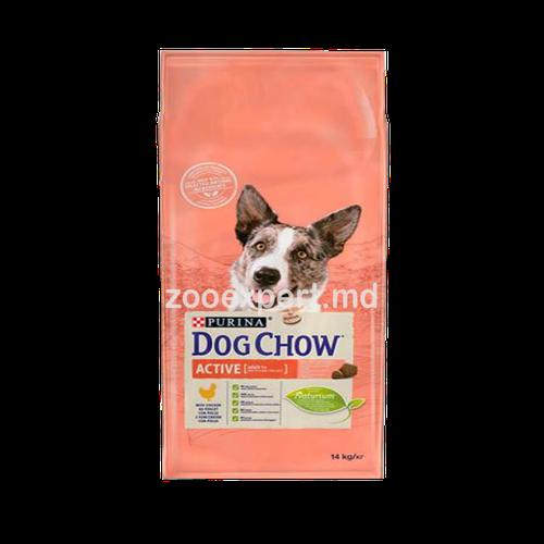 cumpără DOG CHOW Active cu pui 1kg ( la cîntar ) în Chișinău