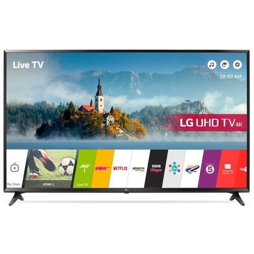 cumpără TV LG 43UJ630V, Black în Chișinău