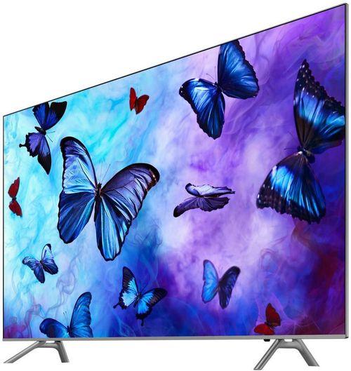 "купить Телевизор QLED 55"" Smart Samsung QE55Q6FNAUXUA в Кишинёве"